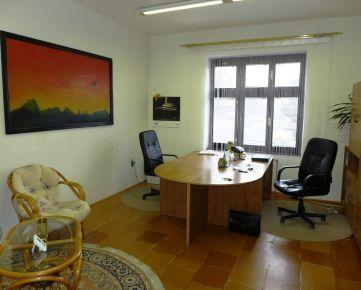 Prenájom kancelárske priestory 495 m2, s parkovaním