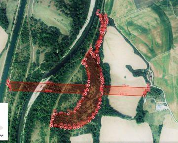 TRNAVA REALITY - 17ha pozemok s možnosťou využitia pre poľno. a priemysel v meste Piešťany - Homolka