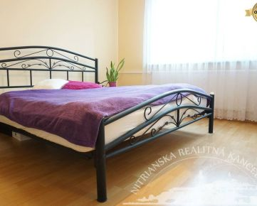 Nová Ponuka! PREDAJ - 3 izbový byt - Zlaté Moravce