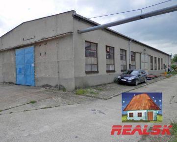 Hala pre sklad a výrobu v Nitre na predaj
