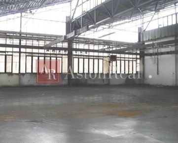 V ponuke sklad 800 m2 Banská Bystrica, Radvaň