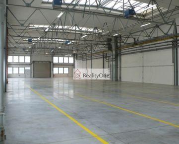 Prenájom skladových alebo výrobných priestorov na Drobného ul., v Dúbravke