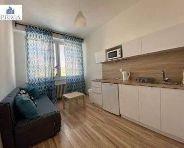 1-izbový prerobený byt