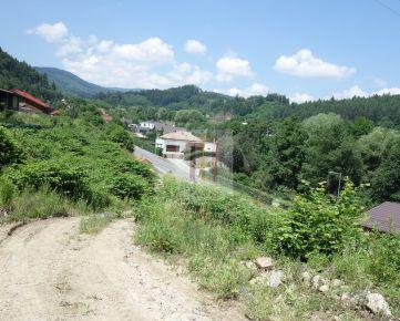 Predaj stavebného pozemku pri Banskej Bystrici ,Badín