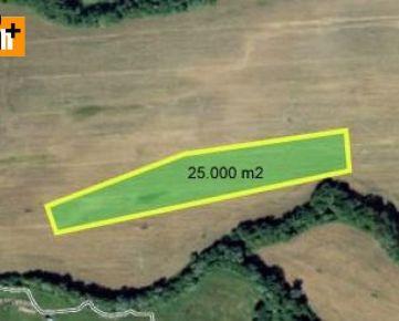 Nitrianske Pravno na predaj orná pôda - 25000m2