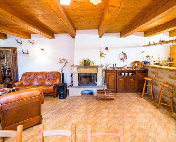 Direct Real - Nádherná poľovnícka chata pri Trstíne