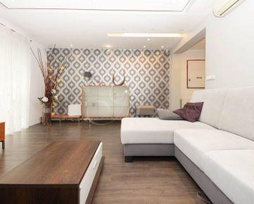 Krásny 4i byt s 2 balkónmi na prenájom v Bratislave