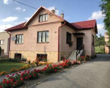 GARANT REAL - predaj rodinný dom s pozemkom 2456 m2, Malý Šariš, okr. Prešov