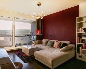 3 izbový byt Banská Bystrica na predaj, centrum, novostavba