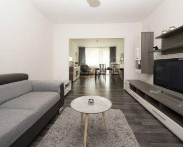 Zariadený a zrekonštruovaný 5i byt v Bratislave na prenájom