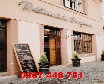 Na prenájom reštaurácia s pivárňou, Kremnica, centrum