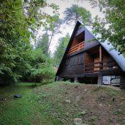 Záhradná chata 73m2, pôvodný stav