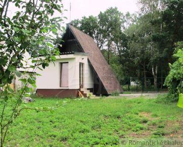 Kompletne zrekonštruovaná chata v obci Lozorno na predaj
