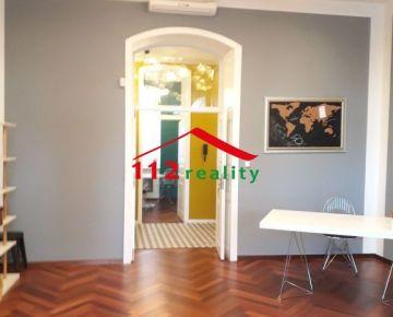 112reality - Na predaj kancelária / nebytový priestor/ airbnb/ inšpiratívne zázemie podporujúce kreatívnu prácu.