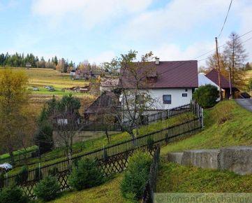 Dom na predaj s pekným výhľadom-Malé Borové. Nová znížená cena!