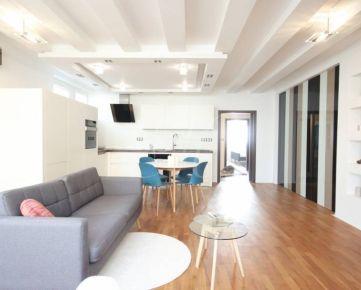 Luxusný 3i byt s dvoma balkónmi v Ružinove na prenájom