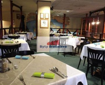 Odstúpim zabehnutú reštauráciu v BA II - Ružinov.