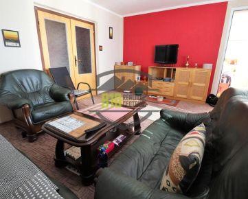 SLNEČNÝ  3 izbový byt Martin - Košúty II