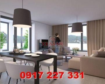 Exkluzívna ponuka nového rezidenčného bývania v 3 izb. bytoch v centre BB