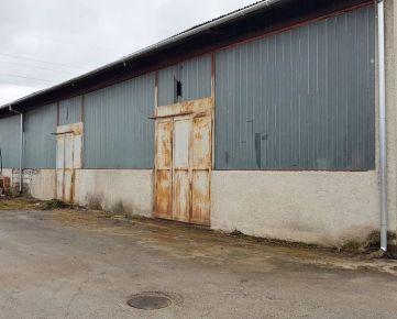 ID 2157  Prenájom: sklad 500 + 600 m2, Žilina