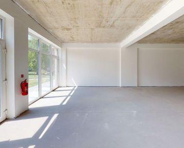 NA PRENÁJOM nový obchodný priestor s vlastným parkovacím miestom na prízemí bytového domu Geminim v Trenčíne