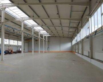 Na predaj hala v priemyselnej zóne, 9294 m2, Košice