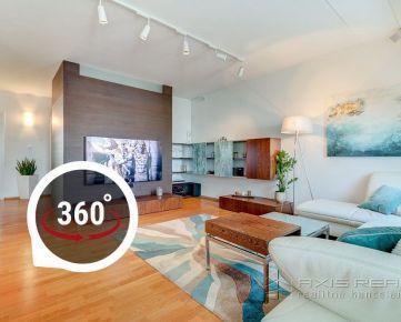 AXIS REAL:: KRÁSNY 5-izbový byt, BA IV. Dúbravka, ulica Pod záhradami