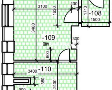 Nebytové priestory 22,08m2