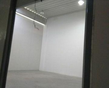 Prenájom sklad. priestoru 80 m2 na Starej Vajnorskej, NOVOSTAVBA