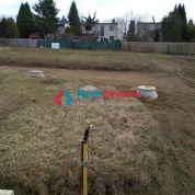 Pozemok pre rodinné domy 543m2