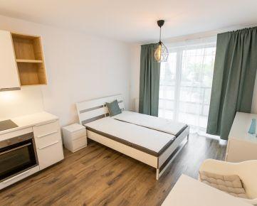 Ponúkame EXKLUZÍVNE na prenájom 1-izbový byt v novostavbe Urban Residence