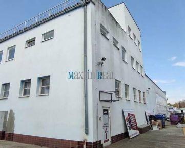 MAXFIN REAL - Výrobno administratívny priestor v Krškanoch
