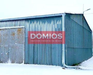 Prenájom výrob. priestorov (190 m2, prízemie, vjazd, parking)