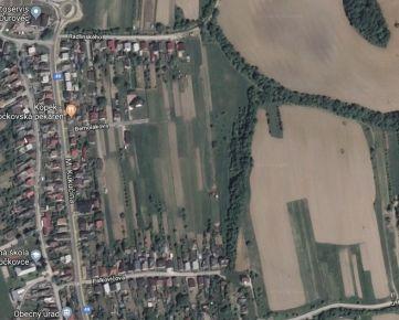 Stavebné pozemky pri Púchove v obci Dolné Kočkovce