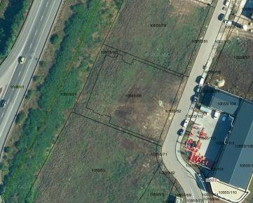 Exkluzívny priemyselný stavebný pozemok v Trnave