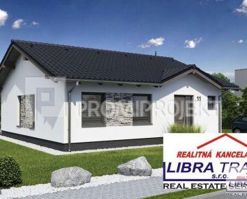 Novostavba rodinného domu na predaj v obci Andovce.