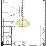 1-izb. byt 30m2, kompletná rekonštrukcia