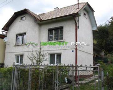 GARANT REAL - predaj rodinný dom s pozemkom 2062 m2 Miklušovce, okr. Prešov