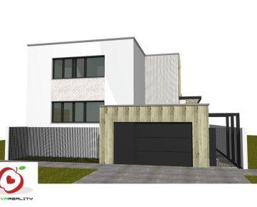 TRNAVA REALITY - priestranný, rozostavaný 4 izbový rodinný dom Športová ulica, Sereď