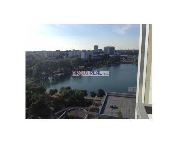 Prenájom 2 izb. luxus. bytu v Eden Parku s balkónom, parkovaním, 65 m2