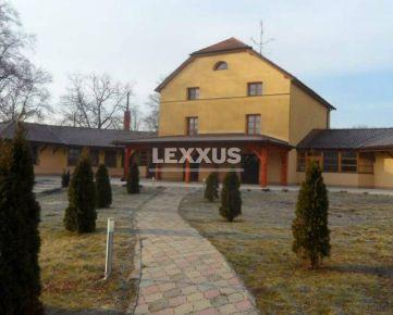 LEXXUS-PREDAJ, vidiecke rodinné sídlo v Trnovci, okres Skalica