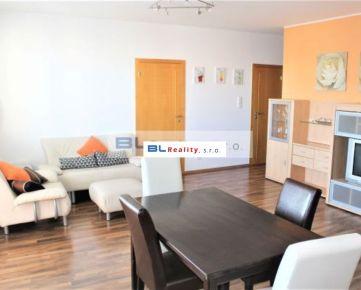 NOVOSTAVBA + GARÁŽ + klimatizácia: 2 iz., 72 m2, Tomášikova ul., Ružinov, Ba II, 700.-€/mes. s energ.