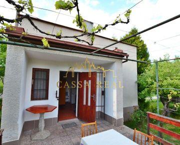 Záhradná murovaná chata s pozemkom,446m2,OV,predaj,Košice-Čičky