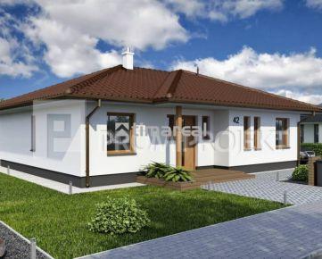 REZERVOVANÉ - TIMA Real* 4i bungalov, 6á pozemok, výborná dispozícia, Cífer