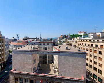 Prenájom kancelárii – Staré mesto, Bratislava – výhodné reality