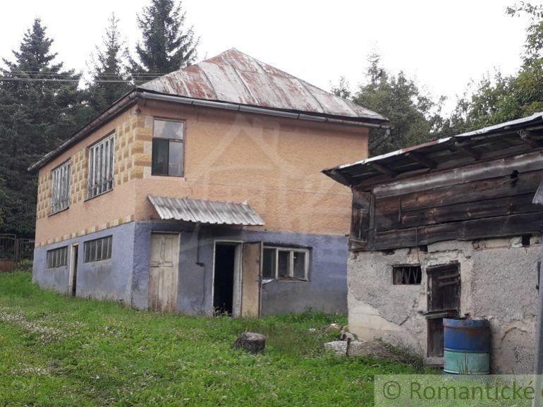 Rodinný dom 60m2, pôvodný stav