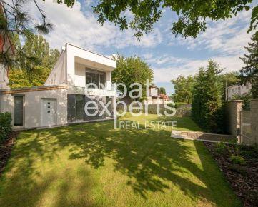 PRENAJATÉ Exkluzívny 5i rodinný dom, 250m2, záhrada, terasa, garáž