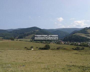 Predaj: Pozemok 1600 m2 v Turí