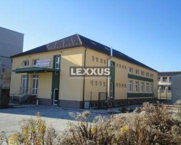 LEXXUS-PRENÁJOM, budova, kancelárie a skladové priestory, BB