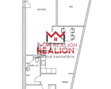 Predaj veľkometrážny 3 izbový byt s loggiou, Kresánkova, Karlova Ves
